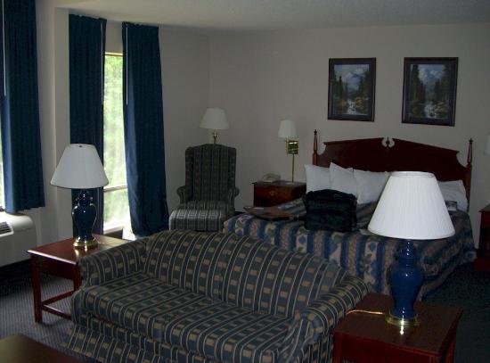 Hampton Inn Buckhannon Bild