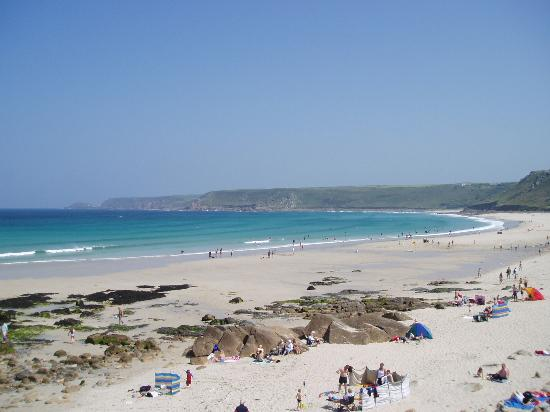 ‪Sennen Cove Beach‬