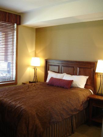 Falcon Crest Lodge: Bedroom