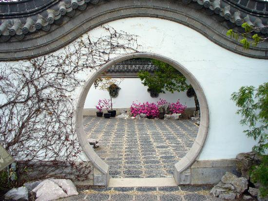 Chinese Garden Picture Of Montreal Botanical Gardens