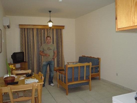 Kefalos Beach Tourist Village: 1 bedroom apartment