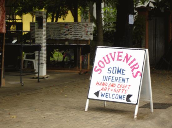 Occidental Papagayo - Adults only: best sign at Coco Beach