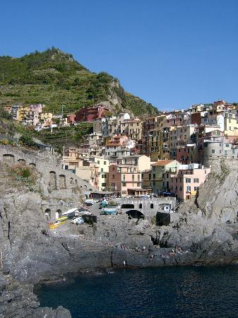 B&B and Apartments Da Baranin: Manarola