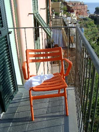 B&B and Apartments Da Baranin : Balcony