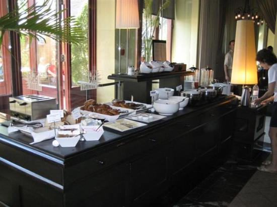 Hotel Le Germain Quebec : Breakfast