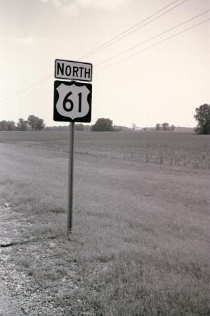 Mississippi: The Blues Highway, 61