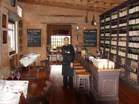 Carmelo Resort & Spa, A Hyatt Hotel : Narbona restaurant