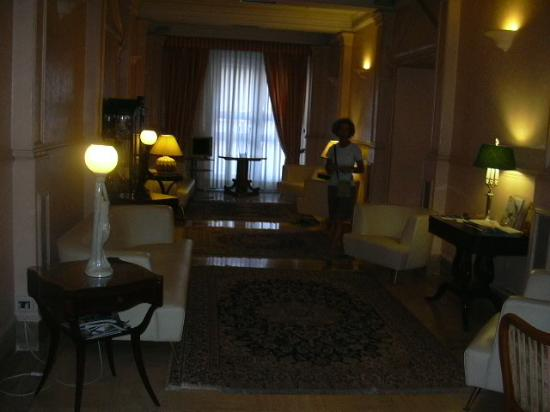 Hotel Laurentia : Interno dell'albergo