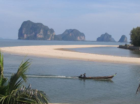 Sikao, Tailandia: View from our room