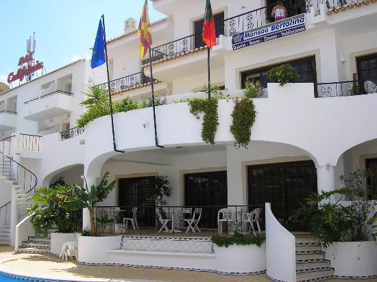 Hotel Mansao Bertolina Photo