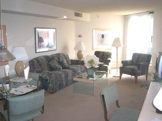 2 Bedroom Penthouse In Our Harbour Building Picture Of Georgetown Suites Washington Dc