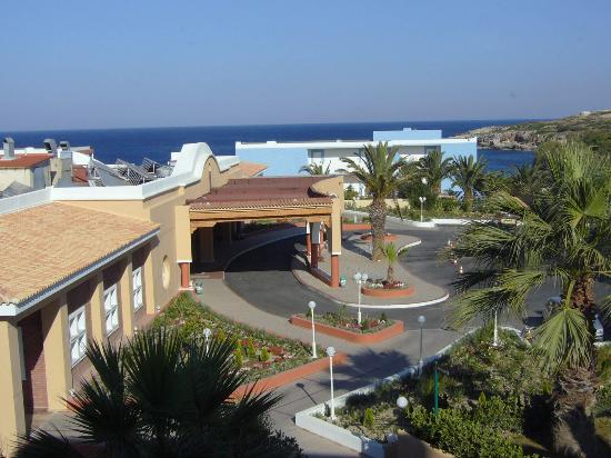 Aldemar Paradise Village : View from the window