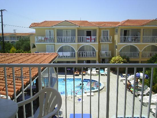 Zakynthos, Grecia: filoxenia apartments