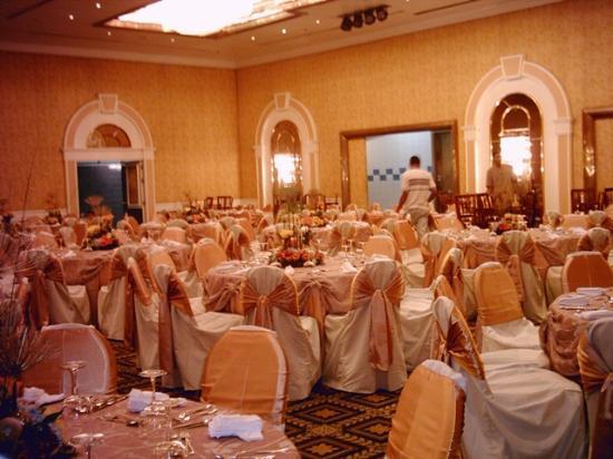Gran Melia Caracas Hotel: newyear's eve party