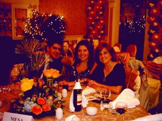 Gran Melia Caracas Hotel: we at the party