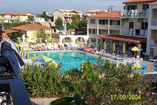 Anamar Zante Hotel : pool