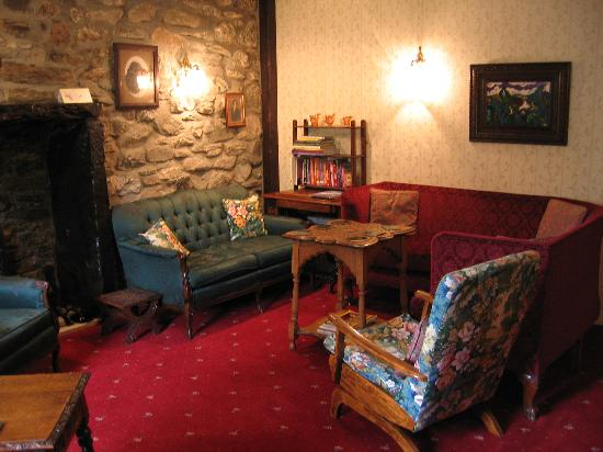 Creagan House: Lounge