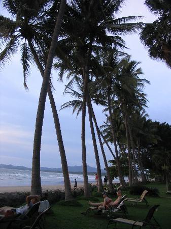 Hotel Tamarindo Diria: at the beach