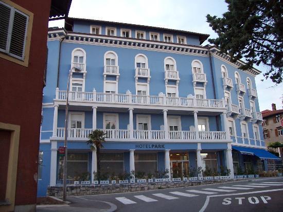 Lovran Croatia  City new picture : ... , Lovran Croatia Picture of Hotel Park Lovran, Lovran TripAdvisor