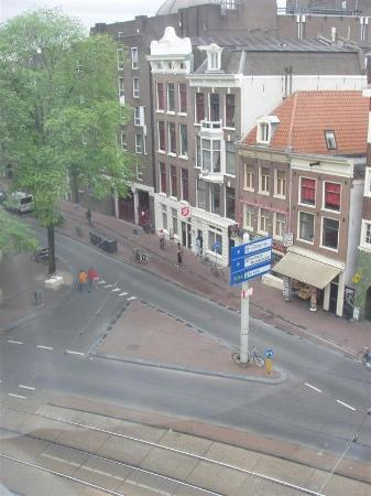 Crowne Plaza Amsterdam City Centre: View #1 from Our Window
