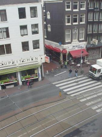 Crowne Plaza Amsterdam City Centre: View #2 from Our Window