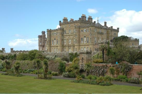 culzean castle...a short bus ride from ayr, scotland