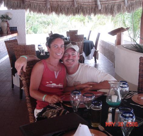 Punta Serena: At the Restaurant