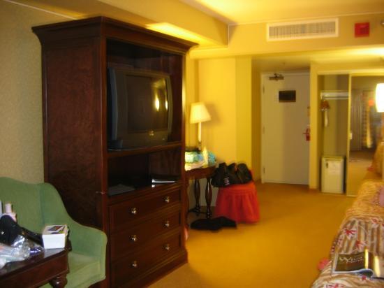 Flamingo Las Vegas Hotel & Casino: Lovely room