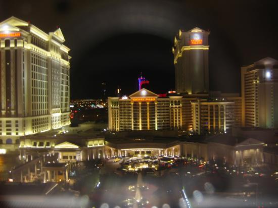 Flamingo Las Vegas Hotel & Casino: The view from my window last trip