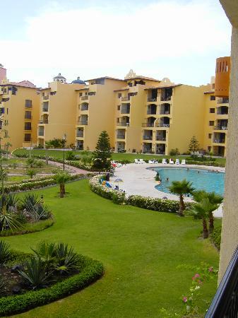 Princesa de Penasco: view from our balcony 2