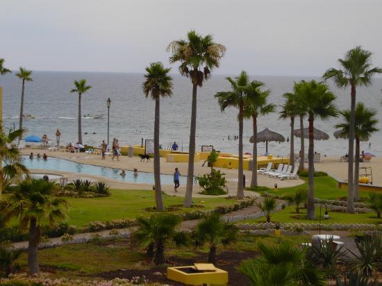 Princesa de Penasco : view from our balcony 3