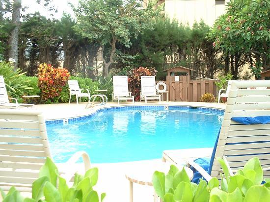 Kealia Resort: pool area
