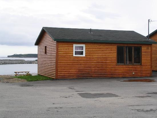 Gros Morne Cabins: Our cabin