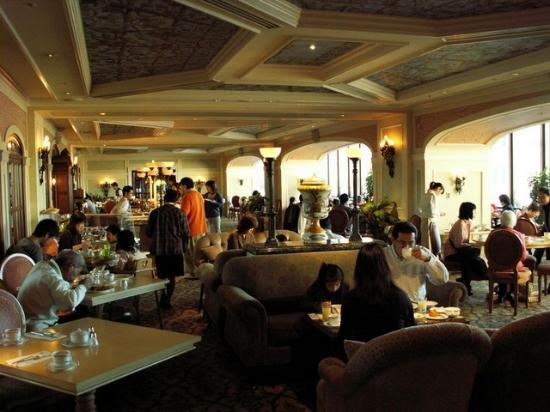 Tokyo DisneySea Hotel MiraCosta : Breakfast room