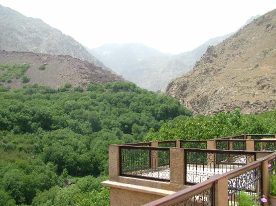 Riad des Arts: View from the Kasbah in Atlas Mountains