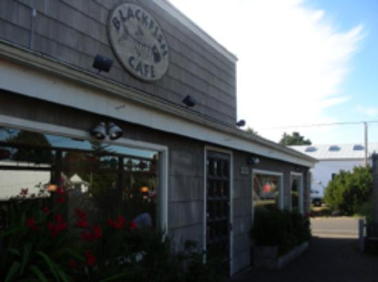Blackfish Cafe: The Exterior Building