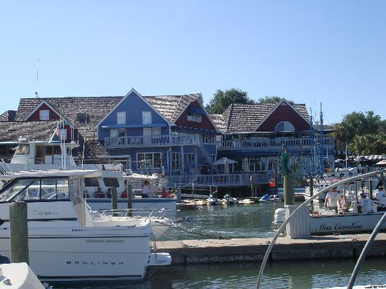 South Beach Inn: The Inn and Marina