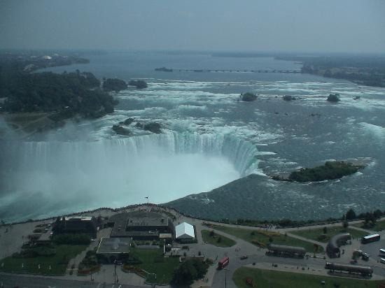 Embassy Suites by Hilton Niagara Falls Fallsview Hotel : another view from our room