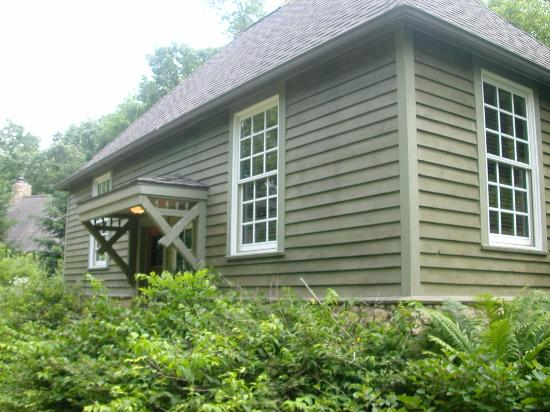 The Inn at Irish Hollow: Stonewood Cottage exterior