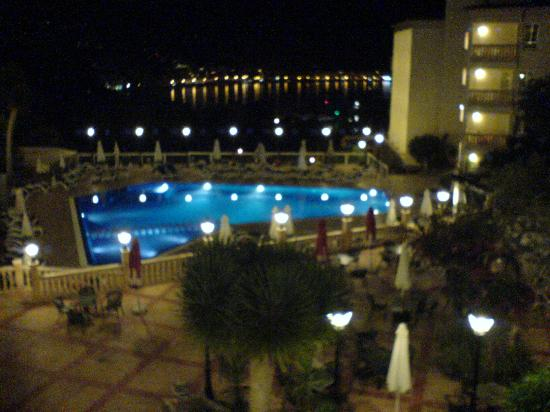 SENTIDO Porto Soller: View from the Bar Terrace