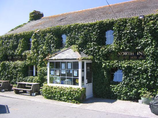 Pendeen, UK: The Pub from the Outside