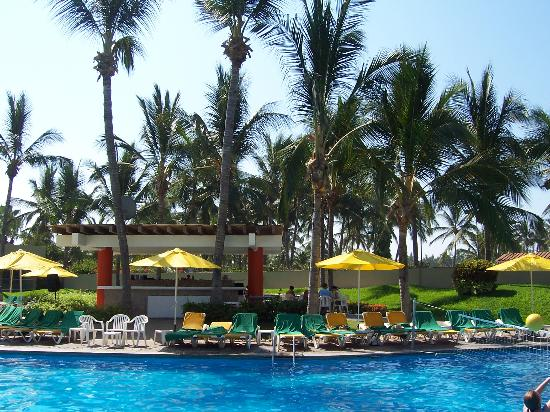 main pool picture of sea garden mazatlan mazatlan