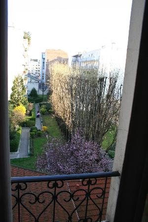 Best Western Rives de Paris La Defense : View from the 4th floor