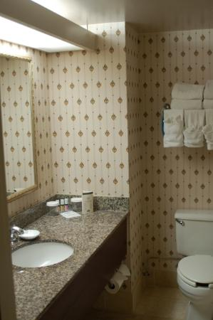 Country Inn & Suites By Carlson, San Diego North: Bathroom - left
