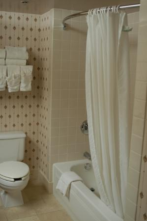 Country Inn & Suites By Carlson, San Diego North: Bathroom - right