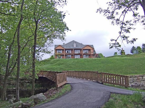 18th Green & Skytop Inn - Picture of Skytop Lodge, Skytop - TripAdvisor