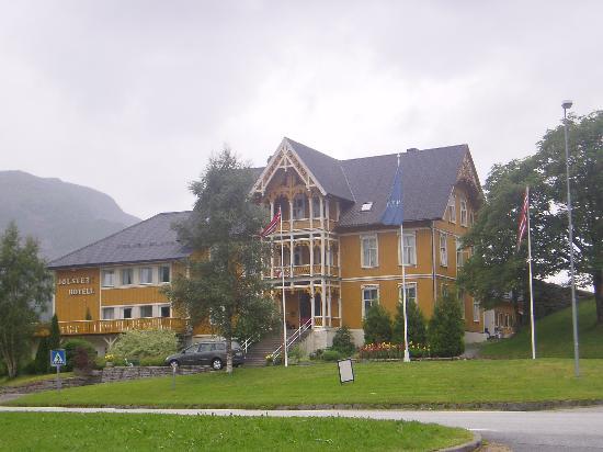 Jolster Hotell: Joelster hotel, Vassenden in Sogn og Fjordane