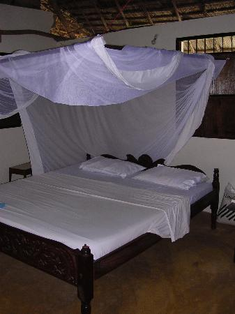 Lamu Island, Quênia: Room in Bongo House - Shela Beach