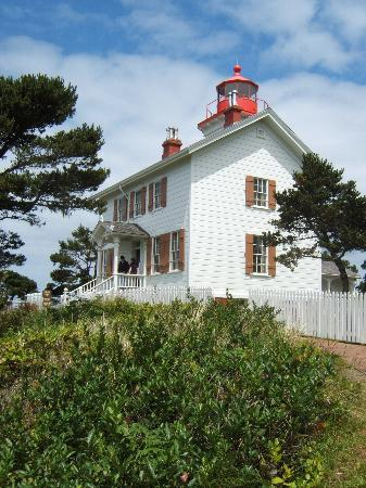 Foto Yaquina Bay Lighthouse