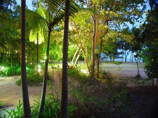Kewarra Beach Resort & Spa : View from our bungalow